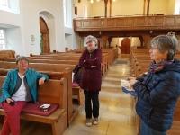Schmücken der Kirche für Erntedank 2020_11